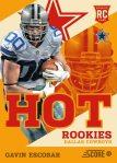 Panini America 2013 Score Football Hot Rookies 41