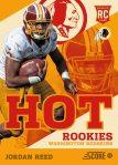 Panini America 2013 Score Football Hot Rookies 42