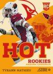 Panini America 2013 Score Football Hot Rookies 44