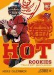Panini America 2013 Score Football Hot Rookies 6