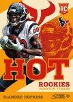 Panini America 2013 Score Football Hot Rookies 7