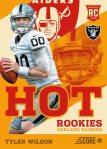 Panini America 2013 Score Football Hot Rookies 9