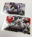 Pack 3 Road to the Super Bowl