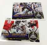 Pack 8 Road to the Super Bowl