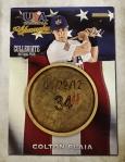 Panini America 2013 USA Baseball Champions Autos & Mem (2)