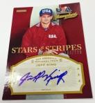 Panini America 2013 USA Baseball Champions Autos & Mem (23)