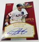 Panini America 2013 USA Baseball Champions Autos & Mem (24)
