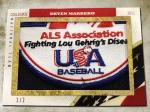 Panini America 2013 USA Baseball Champions Autos & Mem (4)