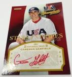 Panini America 2013 USA Baseball Champions Autos & Mem (41)