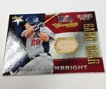 Panini America 2013 USA Baseball Champions Autos & Mem (53)