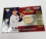 Panini America 2013 USA Baseball Champions Autos & Mem (56)