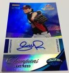 Panini America 2013 USA Baseball Champions Autos & Mem (6)