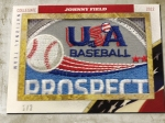 Panini America 2013 USA Baseball Champions Autos & Mem (65)