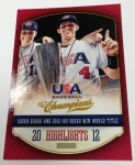 Panini America 2013 USA Baseball Champions QC Gallery Part One (27)