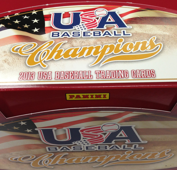 Panini America 2013 USA Baseball Champions QC Gallery Part One (3)
