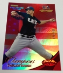 Panini America 2013 USA Baseball Champions QC Gallery Part One (41)