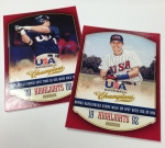 USA Baseball Highlights Inserts