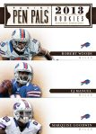 Panini America Pen Pals Bills