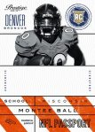 Panini America Prestige Passport Ball