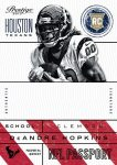 Panini America Prestige Passport Hopkins