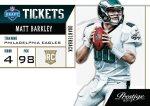 Panini America Tickets Barkley