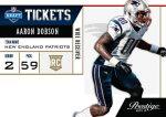 Panini America Tickets Dobson