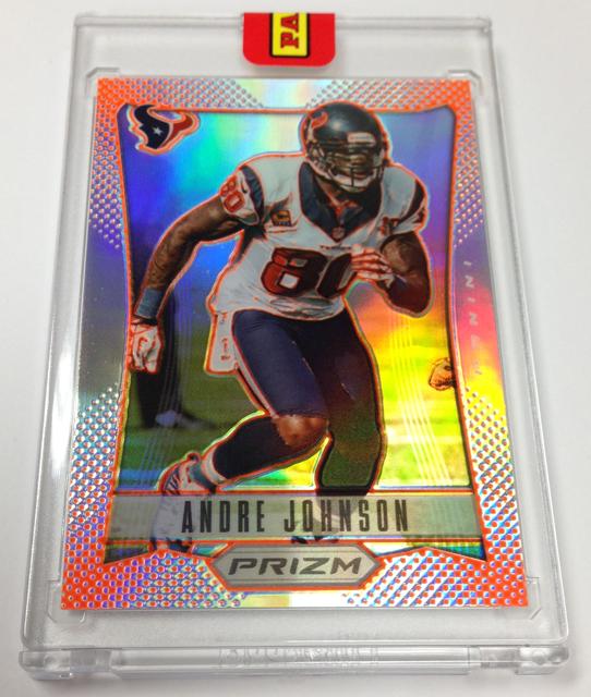 Week 3 Andre Johnson