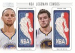 2012-13 National Treasures Basketball Dual Logoman