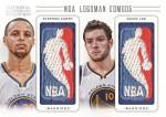 2012-13 National Treasures Basketball Dual Logoman