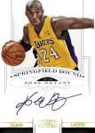 2012-13 National Treasures Basketball Kobe