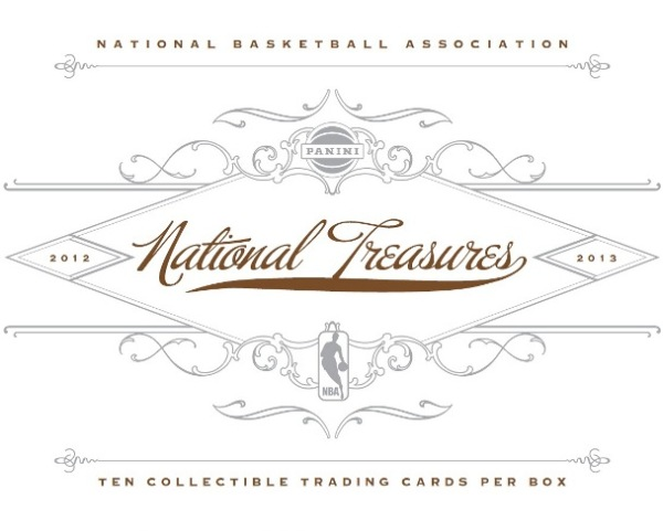 2012-13 National Treasures Basketball Main