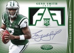 2013 Certified Football Geno Smith