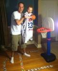 2013 NBA Finals PaniniWildCard 76
