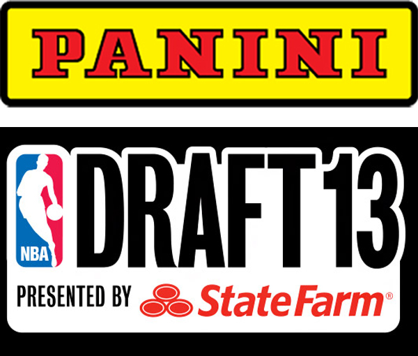 Panini 2013 NBA Draft logo