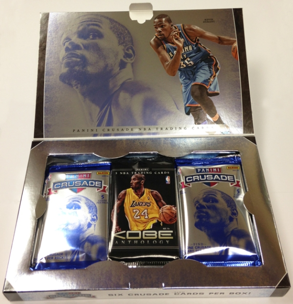 Panini America 2012-13 Crusade Basketball Teaser Gallery (2)