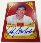 Panini America 2013 Golden Age Baseball Autographs (35)