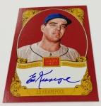 Panini America 2013 Golden Age Baseball Autographs (8)