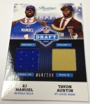 Panini America 2013 Prestige Football QC Gallery (145)