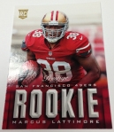 Panini America 2013 Prestige Football QC Gallery (17)