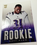 Panini America 2013 Prestige Football QC Gallery (39)
