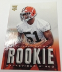 Panini America 2013 Prestige Football QC Gallery (45)