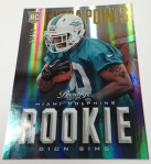 Panini America 2013 Prestige Football QC Gallery (58)
