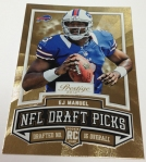 Panini America 2013 Prestige Football QC Gallery (79)