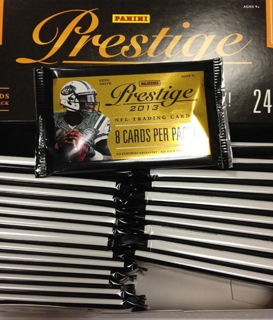 Panini America 2013 Prestige Football Teaser (3)