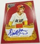 Panini America Bad News Bears Autos (6)
