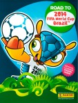 Panini America Road to the 2014 FIFA World Cup 4