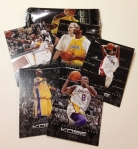 Pack 4 Kobe Anthology