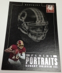 2013 Elite Football Portraits RG III