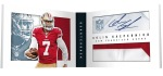 2013 Playbook Football Kaepernick