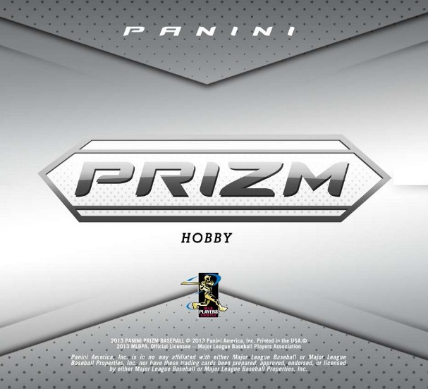 2013 Prizm Baseball Main